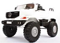 Mercedes-Benz Zetros - dětský licencovaný elektrický náklaďák