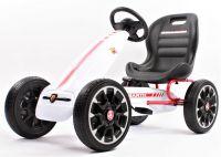 Abarth Gokart - dětské šlapací autíčko s volnoběhem a pedály