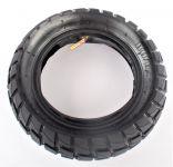 """Pneumatika 80/65mm - 6"""" s duší a ventilkem pro skládací elektrokoloběžku HILLKILLER 2000W"""