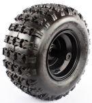 """Přední kolo s pneumatikou 18 x 9.5 - 8"""" pro ECO HIGHWAY řady Black Line, Exclusive..."""