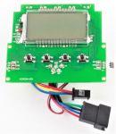 Displej řídítek s předními LED diodami pro elektrokoloběžku ELEKTRA 350W
