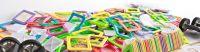Magnetická stavebnice pro děti již od 3 let! Pomáhá rozvíjet zrakovou a prostorovou inteligenci a motorické dovednosti. LOGIK