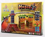 ICOM Variabilní magnetická stavebnice 138 dílů