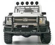 Rock Crawler Mercedes G63 1:10 2,4G 4WD - voděodolný roadster s nastavitelným podvozkem