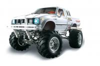 Truck Pick Up Crawler 4x4, Prof. Stavebnice KIT, 3. stup. převodovka, kovový rám s odpružením