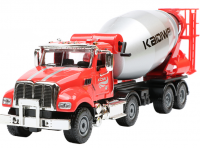 Míchačka - nákladní automobil s míchací cisternou v kovovém provedení ve stylu US Truck