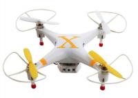 RC Kvadrokoptéra CX-30 se zabudovanou digitální kamerou, 3 letové režimy, 2,4GHz, FPV, LED světla
