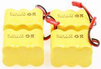 Baterie 7.2V 500mAh Ni-Cd