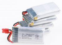 Baterií 3.7V 500mAh