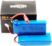 Baterie 7.4V 2000mAh Li-Pol