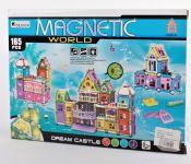 Interaktívni magnetické stavebnice pro děti